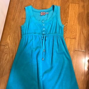 Juicy couture terry dress/cover up